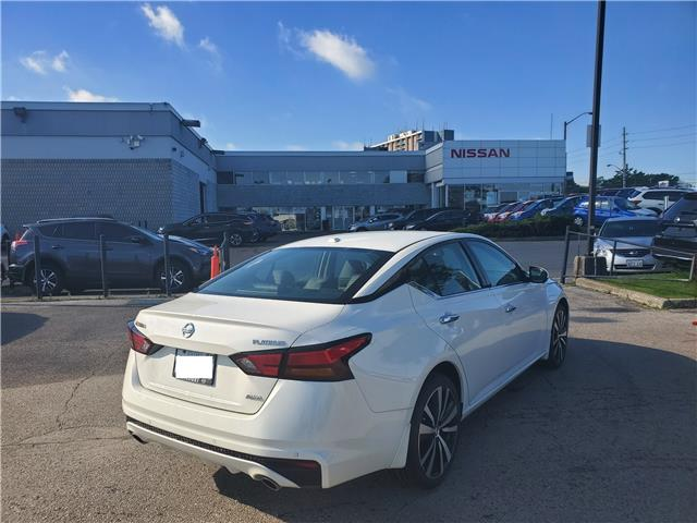 2019 Nissan Altima 2.5 Platinum (Stk: D314759A) in Scarborough - Image 2 of 6