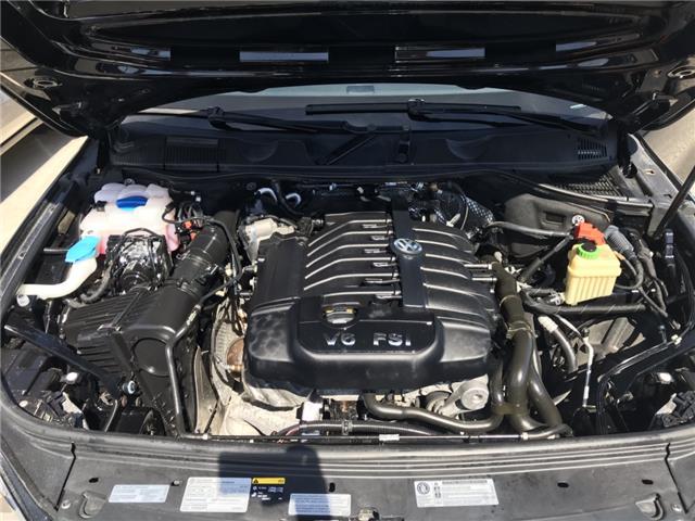 2014 Volkswagen Touareg 3.6L Comfortline (Stk: ED010751T) in Sarnia - Image 25 of 27