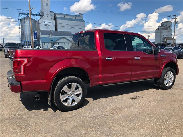 2016 Ford F-150 Platinum (Stk: 9115A) in Wilkie - Image 2 of 22