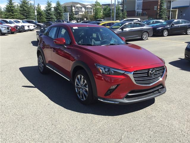 2019 Mazda CX-3 GT (Stk: N4377) in Calgary - Image 1 of 4