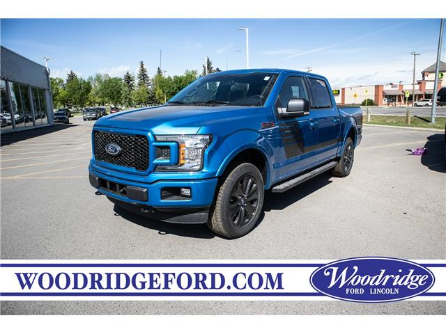 2019 Ford F-150 XLT (Stk: KK-180) in Calgary - Image 1 of 5