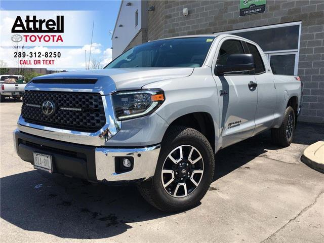 2019 Toyota Tundra 4Wd TRD OFF-ROAD (Stk: 42328) in Brampton - Image 1 of 27