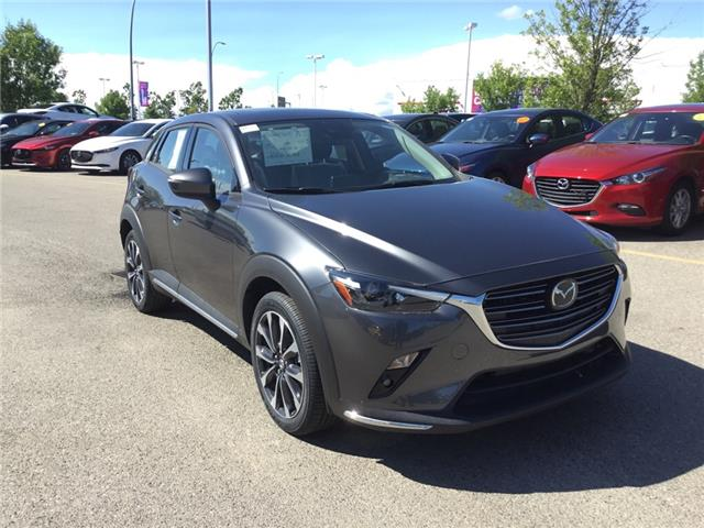 2019 Mazda CX-3 GT (Stk: N4373) in Calgary - Image 1 of 4