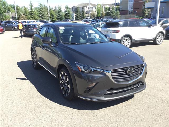 2019 Mazda CX-3 GT (Stk: N4445) in Calgary - Image 1 of 4