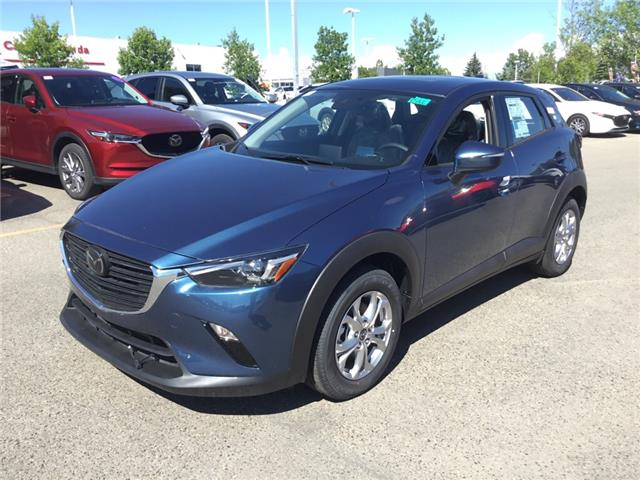 2019 Mazda CX-3 GS (Stk: N4500) in Calgary - Image 3 of 4