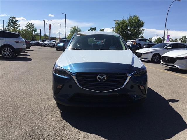 2019 Mazda CX-3 GS (Stk: N4367) in Calgary - Image 2 of 4
