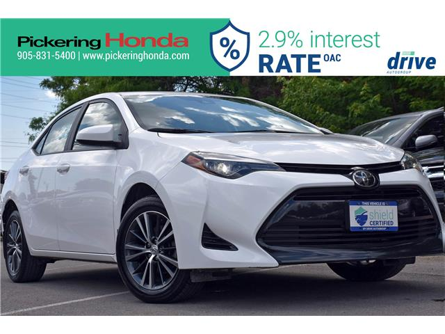 2018 Toyota Corolla LE (Stk: PR1130) in Pickering - Image 1 of 32