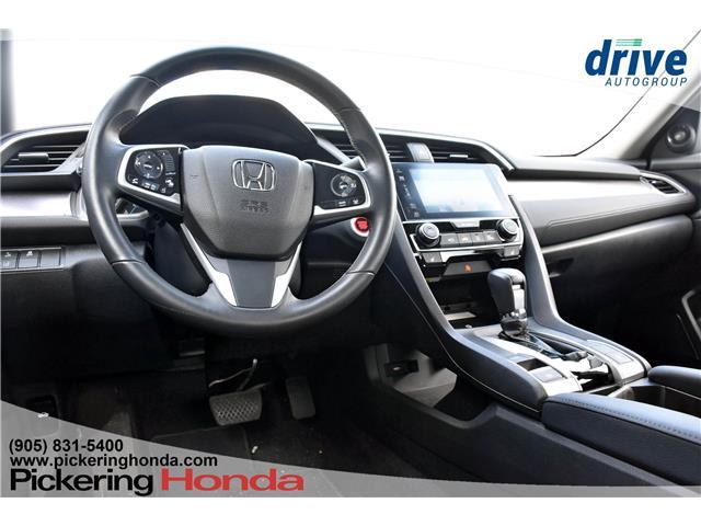 2018 Honda Civic Touring (Stk: T920) in Pickering - Image 2 of 34