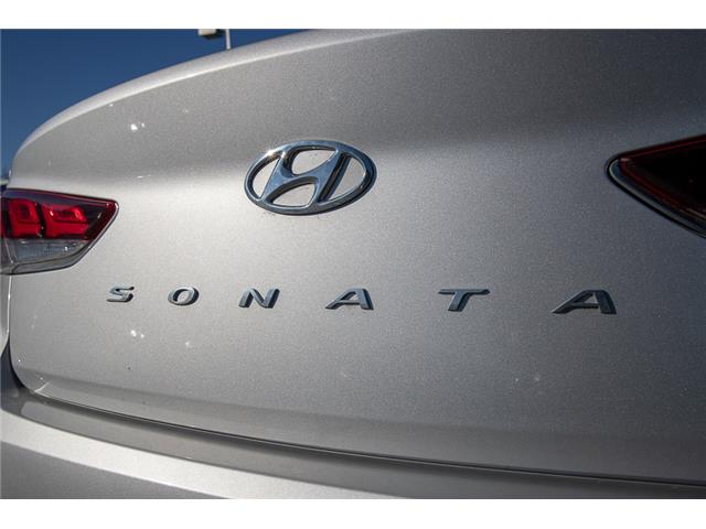 2018 Hyundai Sonata 2.0T Sport (Stk: JS722224) in Abbotsford - Image 9 of 27