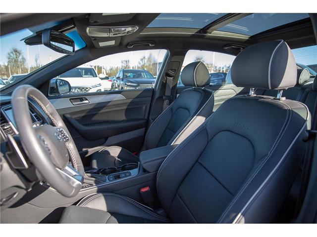 2018 Hyundai Sonata 2.0T Sport (Stk: JS722224) in Abbotsford - Image 10 of 27