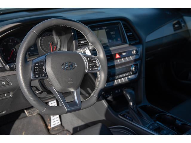 2018 Hyundai Sonata 2.0T Sport (Stk: JS722224) in Abbotsford - Image 11 of 27