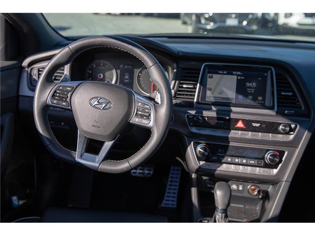 2018 Hyundai Sonata 2.0T Sport (Stk: JS722224) in Abbotsford - Image 14 of 27