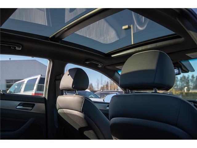 2018 Hyundai Sonata 2.0T Sport (Stk: JS722224) in Abbotsford - Image 16 of 27