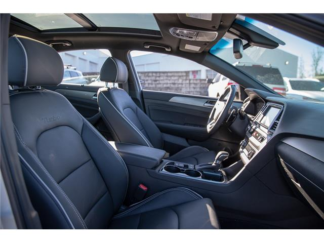 2018 Hyundai Sonata 2.0T Sport (Stk: JS722224) in Abbotsford - Image 18 of 27
