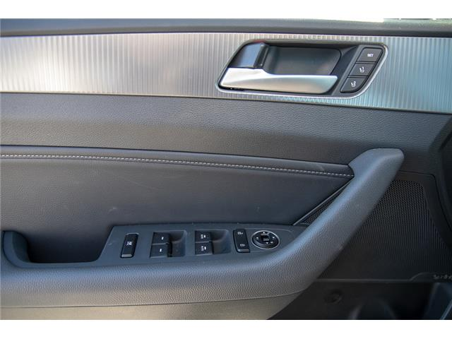 2018 Hyundai Sonata 2.0T Sport (Stk: JS722224) in Abbotsford - Image 19 of 27
