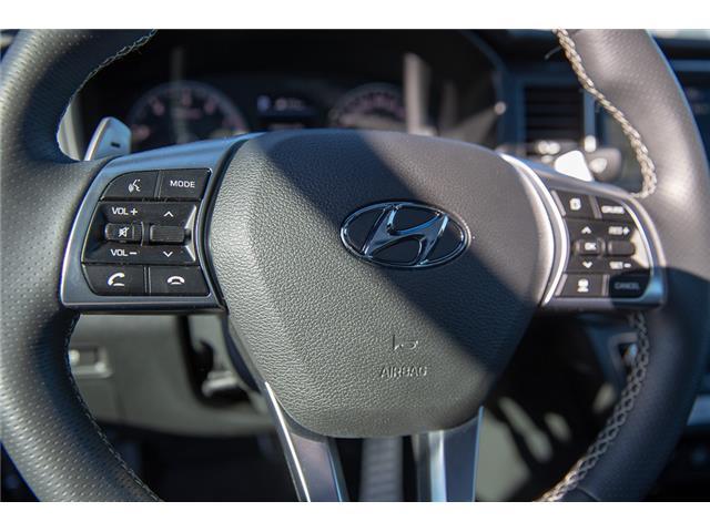2018 Hyundai Sonata 2.0T Sport (Stk: JS722224) in Abbotsford - Image 20 of 27