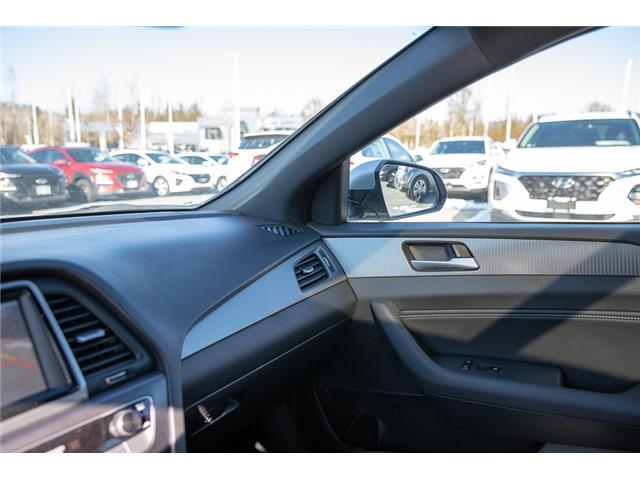 2018 Hyundai Sonata 2.0T Sport (Stk: JS722224) in Abbotsford - Image 26 of 27