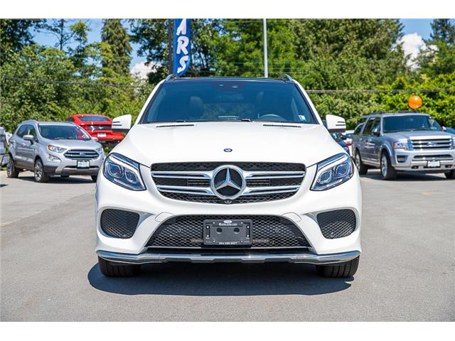 2016 Mercedes-Benz GLE-Class Base (Stk: 9F18544A) in Vancouver - Image 2 of 29