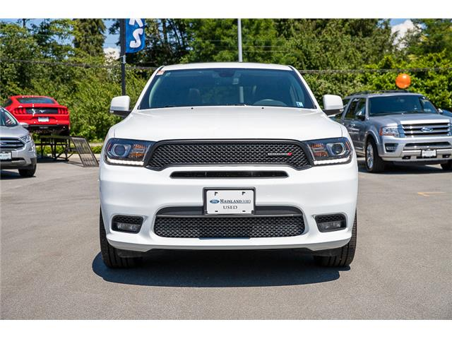 2019 Dodge Durango GT (Stk: P5569) in Vancouver - Image 2 of 28