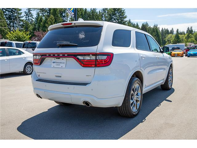 2019 Dodge Durango GT (Stk: P5569) in Vancouver - Image 7 of 28