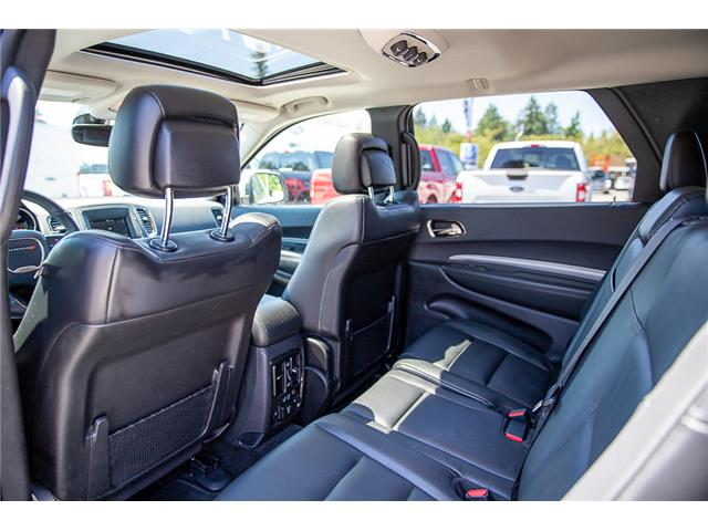 2019 Dodge Durango GT (Stk: P5569) in Vancouver - Image 14 of 28