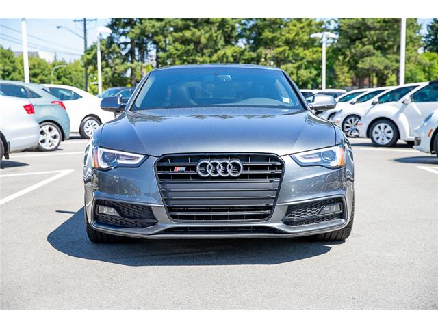 2016 Audi S5 3.0T Progressiv (Stk: VW0880) in Vancouver - Image 2 of 26