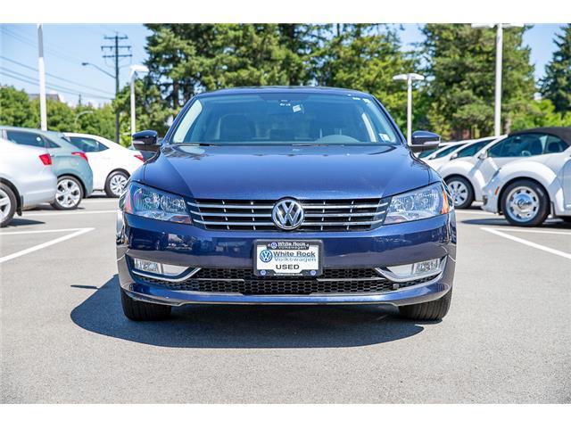 2014 Volkswagen Passat 2.0 TDI Highline (Stk: VW0899) in Vancouver - Image 2 of 27