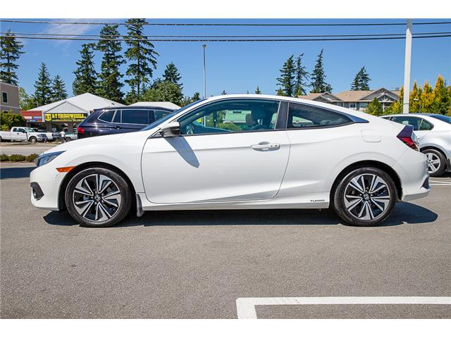 2017 Honda Civic EX-T (Stk: VW0902) in Vancouver - Image 4 of 26