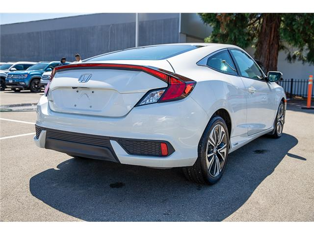 2017 Honda Civic EX-T (Stk: VW0902) in Vancouver - Image 7 of 26