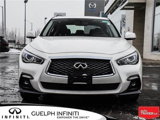 2019 Infiniti Q50 3.0t Signature Edition (Stk: I6812) in Guelph - Image 2 of 24