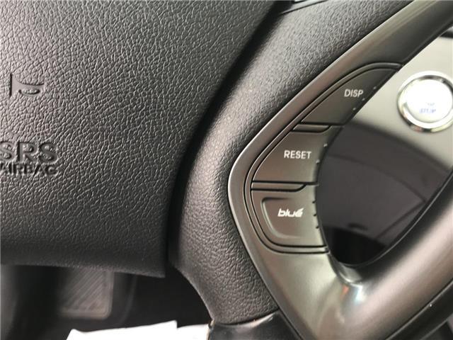 2013 Hyundai Sonata Hybrid  (Stk: 1905421) in Cambridge - Image 24 of 30