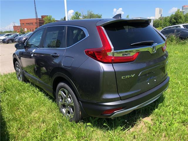 2019 Honda CR-V EX (Stk: N5206) in Niagara Falls - Image 3 of 5