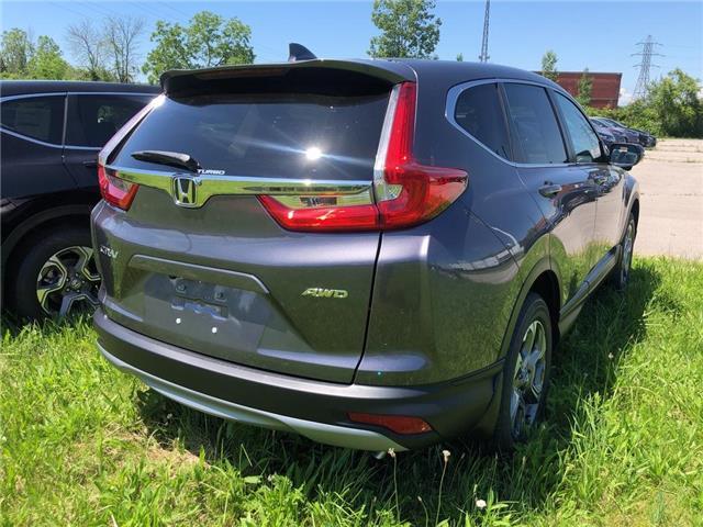 2019 Honda CR-V EX (Stk: N5206) in Niagara Falls - Image 4 of 5