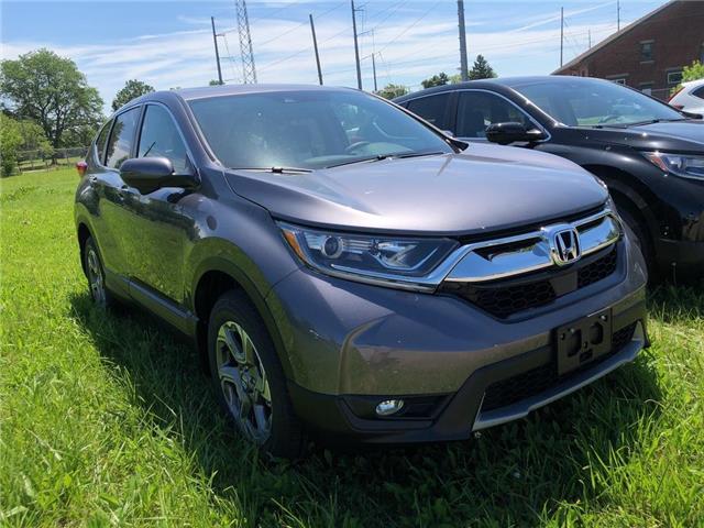 2019 Honda CR-V EX (Stk: N5206) in Niagara Falls - Image 5 of 5