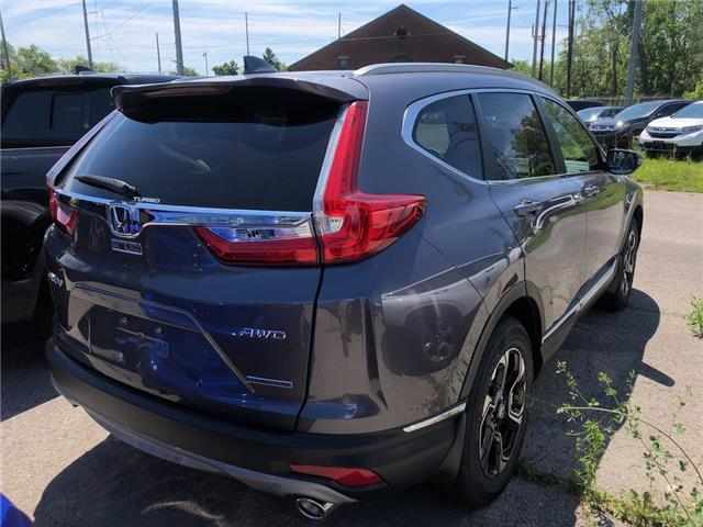 2019 Honda CR-V Touring (Stk: N5208) in Niagara Falls - Image 4 of 5