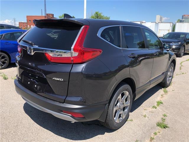 2019 Honda CR-V EX (Stk: N5211) in Niagara Falls - Image 4 of 5