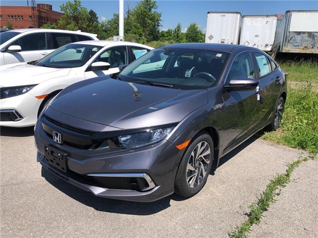 2019 Honda Civic EX (Stk: N5220) in Niagara Falls - Image 2 of 5