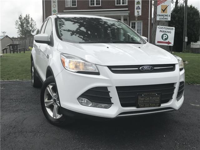 2014 Ford Escape SE (Stk: 5225) in London - Image 1 of 26