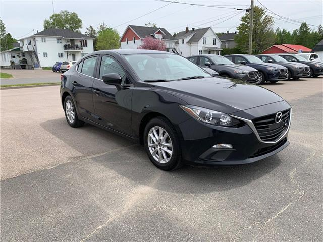 2016 Mazda Mazda3 GS (Stk: 6214A) in Alma - Image 1 of 10