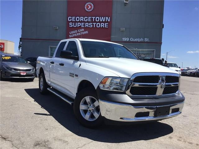 2017 RAM 1500 SXT   5.7L  4X4   6'4 BOX   46K PWR GRP  SAT RADIO (Stk: P12165) in Georgetown - Image 2 of 24
