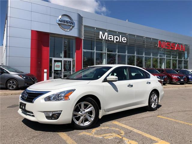 2015 Nissan Altima 2.5 SL-Leather,Navi,Roof,Alloys! (Stk: M193026A) in Maple - Image 1 of 24
