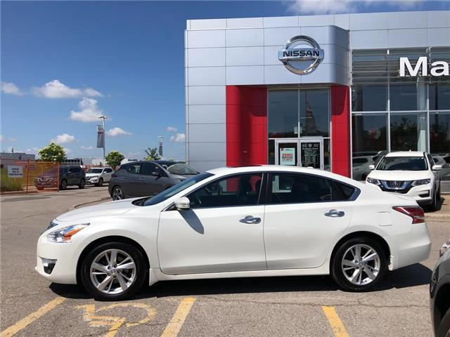 2015 Nissan Altima 2.5 SL-Leather,Navi,Roof,Alloys! (Stk: M193026A) in Maple - Image 2 of 24