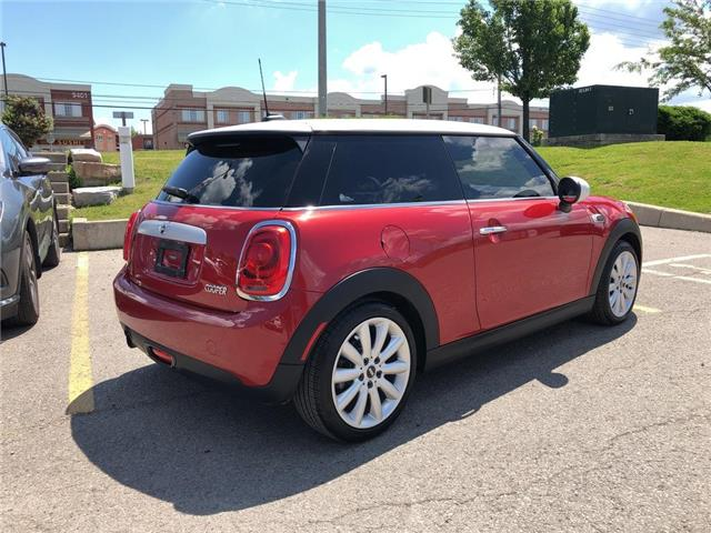 2015 MINI Cooper Hardtop Leather,Roof,Alloys,Low Mileage! (Stk: M19Q068A) in Maple - Image 5 of 23