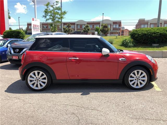 2015 MINI Cooper Hardtop Leather,Roof,Alloys,Low Mileage! (Stk: M19Q068A) in Maple - Image 6 of 23
