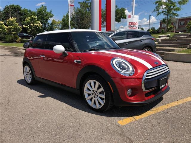 2015 MINI Cooper Hardtop Leather,Roof,Alloys,Low Mileage! (Stk: M19Q068A) in Maple - Image 7 of 23
