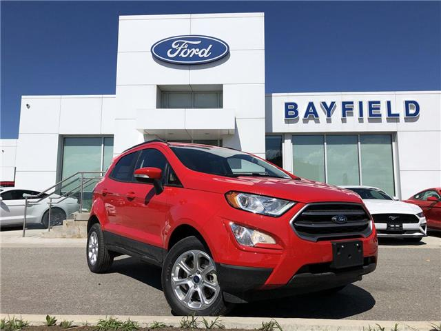 2019 Ford EcoSport SE (Stk: ET19743) in Barrie - Image 1 of 26