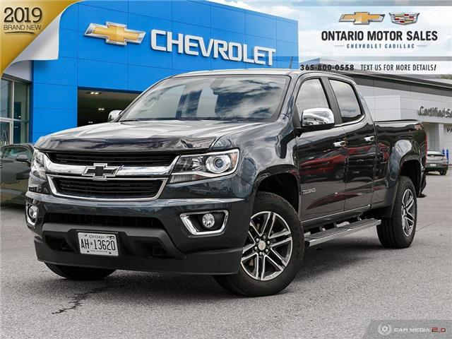 2019 Chevrolet Colorado LT (Stk: T9166704) in Oshawa - Image 1 of 19