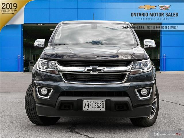 2019 Chevrolet Colorado LT (Stk: T9166704) in Oshawa - Image 2 of 19