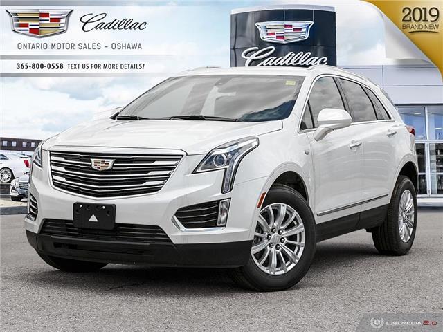 2019 Cadillac XT5 Base (Stk: 9213344) in Oshawa - Image 1 of 19
