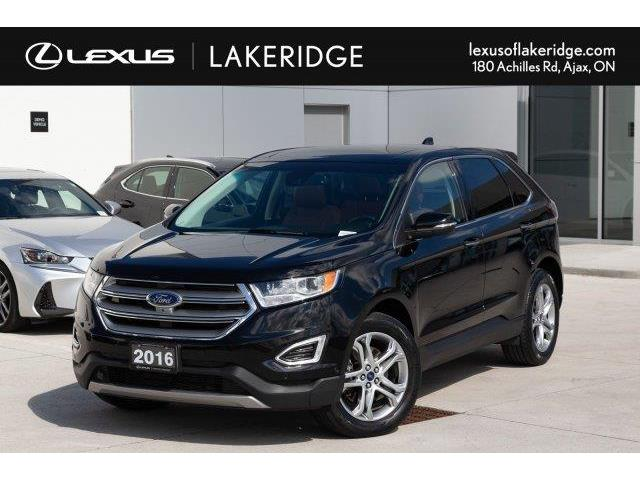 2016 Ford Edge Titanium (Stk: L19128A) in Toronto - Image 1 of 29